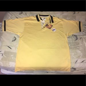 Miller Lite Cutter & Buck NWT Golf Polo